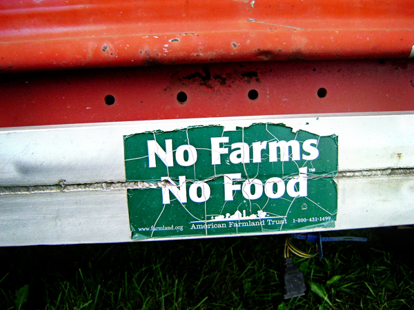 No Farm No Food